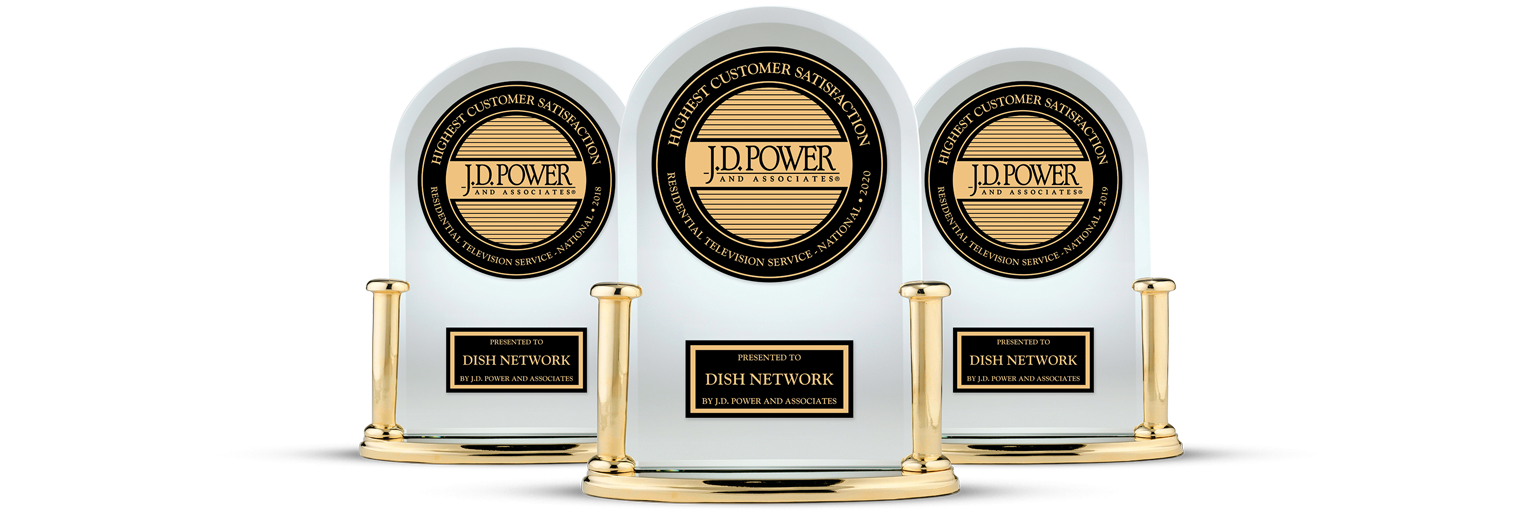 DISH Customer Satisfaction - Ranked #1 by JD Power - Image Communications in Knoxville, Tennessee - DISH Authorized Retailer